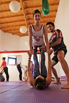 yoga zamora