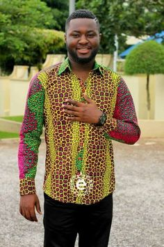 Top African Wear For Mens 2018 ⋆ fashiong4 Shweshwe Dresses, African Wear, Social Events, Suits, Fabric, How To Wear, Tops, Style, Fashion