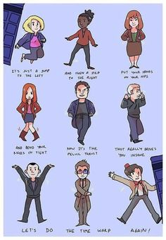 doctor who time warp