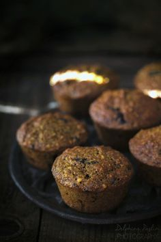butternut and chocolate muffins