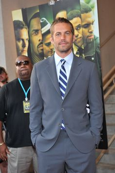 Paul at Premiere of Takers