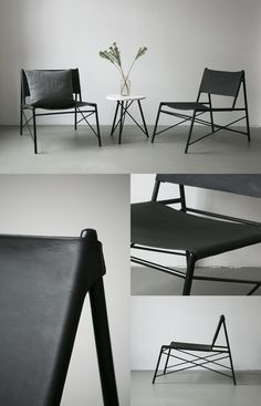 NUTSANDWOODS – Lounge Chair