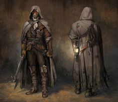 Arno Concept - Characters & Art - Assassin's Creed Unity