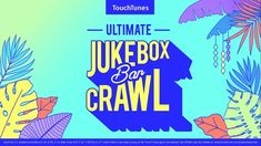 On Summer 2017, TouchTunes is running a summer contest on its jukebox network called the Ultimate Jukebox Bar Crawl, which gives music fans the chance to win weekly prizes.   For more information, please go to my Behance page: https://www.behance.net/