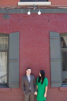 32 Flat Iron, Distillery, Toronto, Engagement, How To Plan, Hair Iron, Engagements, Iron Board