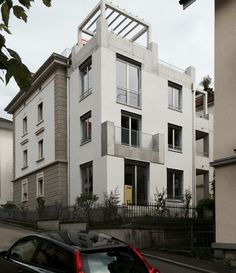 Conen Sigl, Fliederstrasse 23, Zürich