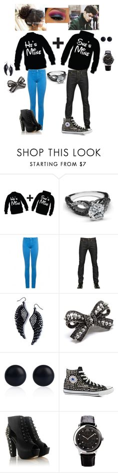 """""""Matching outfits with Zayn(:"""" by trinity69styles ❤ liked on Polyvore featuring Marc by Marc Jacobs, Yves Saint Laurent, Pink Mascara, River Island and 88 RUE DU RHONE"""