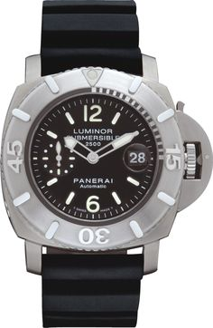 Luminor Submersible 2500m - 47mm PAM00194 - Collection Luminor - Officine Panerai Watches