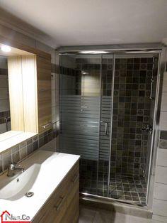 Ολική Ανακαίνιση σπιτιού στον Κολωνό - Μπάνιο Πριν και Μετά Alcove, Bathtub, Bathroom, Standing Bath, Washroom, Bathtubs, Bath Tube, Full Bath, Bath
