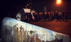 artist j.frede skates     L.A. Artist Kelly Barrie Talks Creative Process and Skateboarding