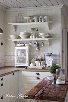 Shabby Chic Kitchen Xchange Shabbychickitchenbacksplash Shabby