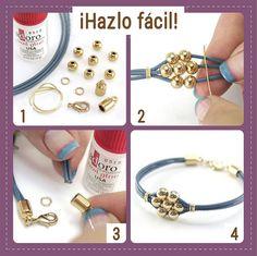 DIY : Bracelets à faire soi-même