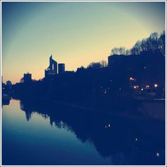 #sunset #paris