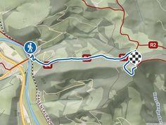 ▷ Wandern: Wanderung zur Stockerhütte von Rothenau - Bergwelten Map, Alps, Location Map, Maps