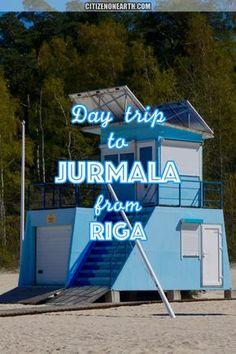 Day Trip to Jurmala from Riga - Things to do in Riga - Latvia