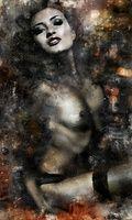 I have just published Particles of Lust on Artfinder