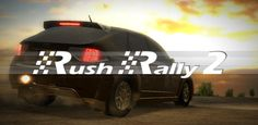 Rush Rally 2 v1.55 - Frenzy ANDROID - games and aplications