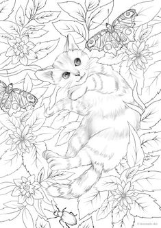 Animals Printable Adult Coloring Pages from Favoreads Abstract Coloring Pages, Spring Coloring Pages, Tree Coloring Page, Unicorn Coloring Pages, Printable Adult Coloring Pages, Flower Coloring Pages, Mandala Coloring Pages, Animal Coloring Pages, Coloring Books
