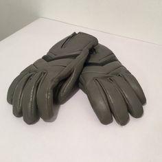 Vintage Men's Gloves Winter Gloves 80s Gloves by MyVintagePoint