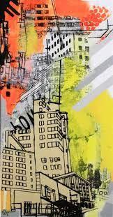 41 ideas for landscape architecture collage graphics Architecture Sketchbook, Architecture Collage, Architecture Graphics, Landscape Architecture, Art Sketchbook, Urban Landscape, Abstract Landscape, Fantasy Landscape, Canvas Painting Landscape