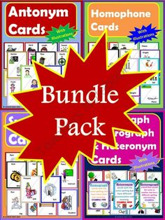 Worksheets Word Wise  With Synonym ,antonym,homophone synonym antonym homophone and homographs bundle pack from la nettemark on teachersnotebook