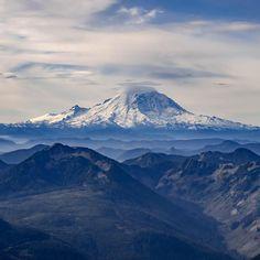 Mount Rainier [2048x1365][OC] #arya #love #instagood #photooftheday #beautiful #happy #cute #picoftheday #instadaily