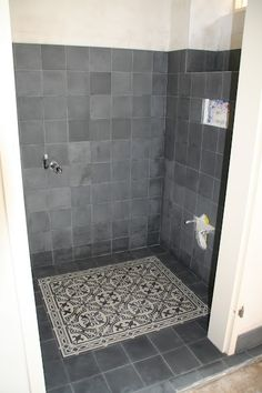 portugese tegels,portugese tegelvloer badkamer serie CIRCLEZ 1