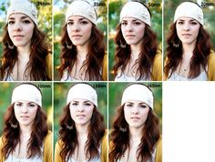 Awesome article on compression at different focal lengths