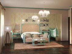 Спальня Rockford