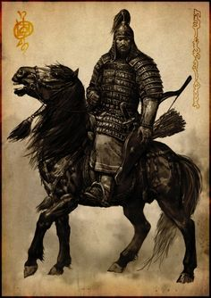 Mongol Knight 59