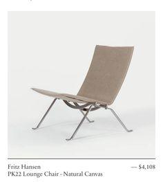 Fritz Hansen - Poul Kjærholm -  PK22™