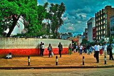 Tom Mboya Street - Nov 2011.