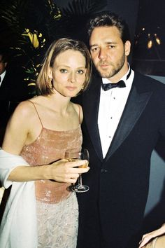 Russel Crowe couple