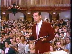 The Benny Goodman Story - One O'Clock Jump 1955