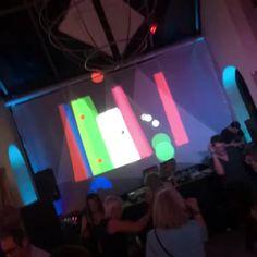 Ipads, Connection, Entertaining, Night, Concert, Music, Fabric, Musica, Tejido