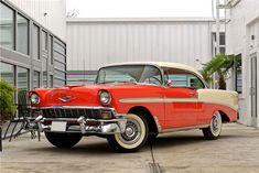 1956 Chevrolet Bel Air #classiccarschevrolet