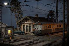 TrainScape: Paso a nivel de Peñuelas 14º