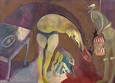 """""""La cena"""" by Francisco Toledo"""