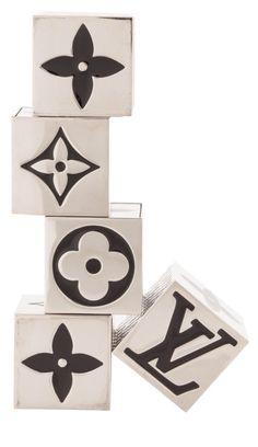 Louis Vuitton Cube game - Luxurydotcom