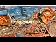 R&G Hauling Junk Removal - YouTube Trash Removal, Waste Removal, Junk Removal, Junk Hauling, Removal Services, Furniture Removal, Home Improvement, Make It Yourself, Youtube