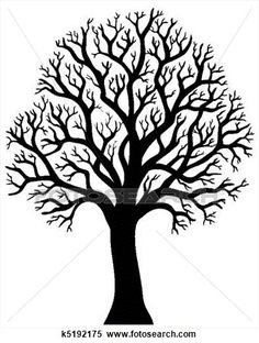 Tree silhouette Stock Photos and Images. 82,587 tree silhouette ...