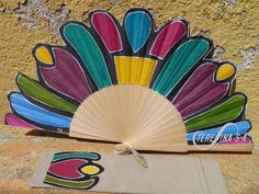 imagenes de dibujos para pintar en tela de abanicos - Buscar con Google