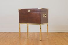 Turn a Trunk Into Legit Furniture with a Trunk Stand