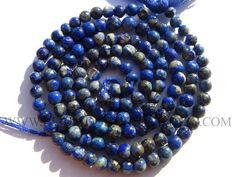 Natural Lapis Lazuli Round Smooth Beads Quality B 2.50 to #lapislazuli #lapislazulibeads #lapislazulibead #lapislazuliround #roundbeads #beadswholesaler #semipreciousstone #gemstonebeads #beadsogemstone #beadwork #beadstore #bead
