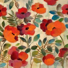 Masterpiece Art - Garden in August, $51.00 (http://www.masterpieceart.com.au/garden-in-august/)
