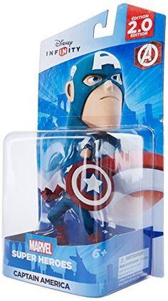 Disney INFINITY: Marvel Super Heroes (2.0 Edition) Captain America Figure, http://www.amazon.com/dp/B00KWHJ0KC/ref=cm_sw_r_pi_awdm_RyE9vb1HY8WMM