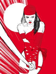 Elektra by Tom Kelly
