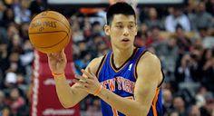 NBA sensation Jeremy Lin