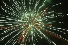 Fireworks from this year - taken by my Son Jack.  He had many beautiful shots.