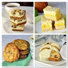 We added 7 new cookie recipes last week and are adding 7 more new cookie recipes this coming week. If you've missed any, drop by our website and catch up.